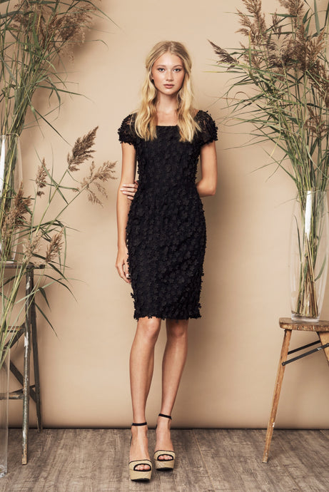 Mimi Dress Black