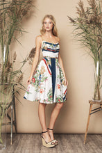 Load image into Gallery viewer, Damla Dress Silk Multi