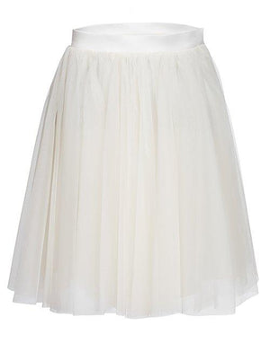 SS20 Jolie Skirt Cream