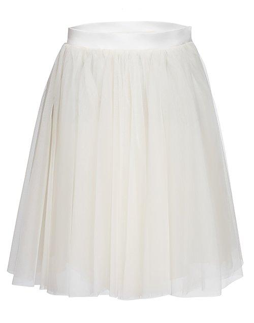 Jolie Skirt Cream