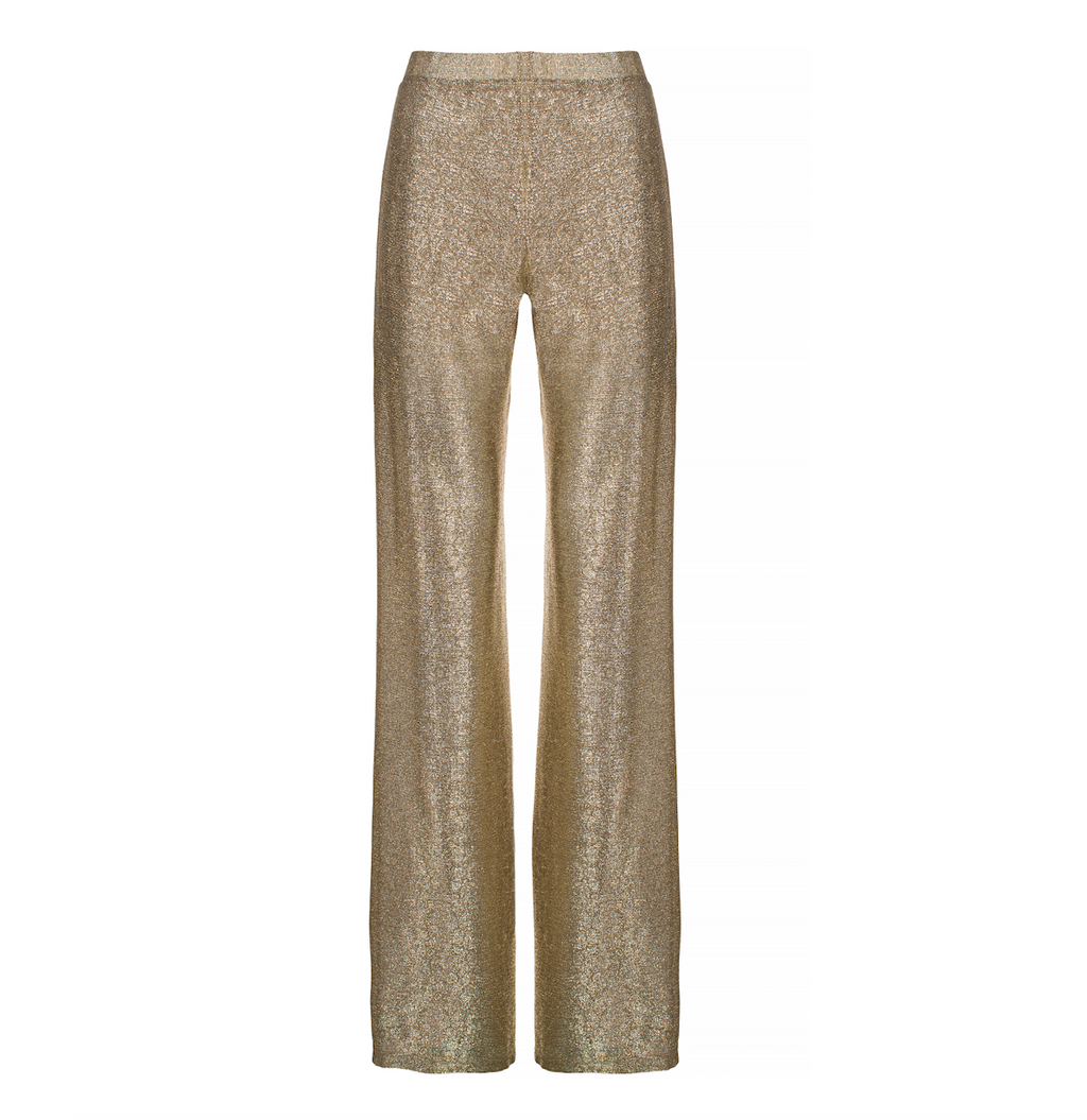 Piper Trousers Gold