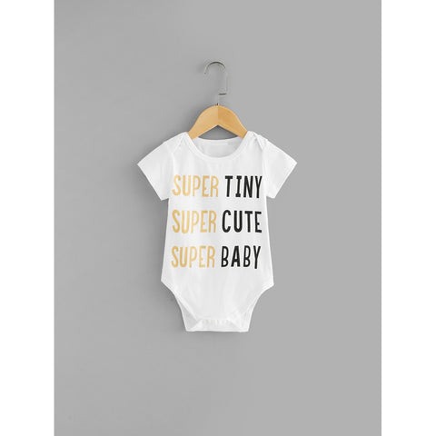 Super Baby Bodysuit