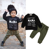 Ain't No Mama Outfit