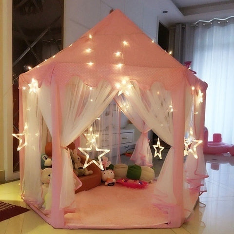 Portable Princess Fairy House