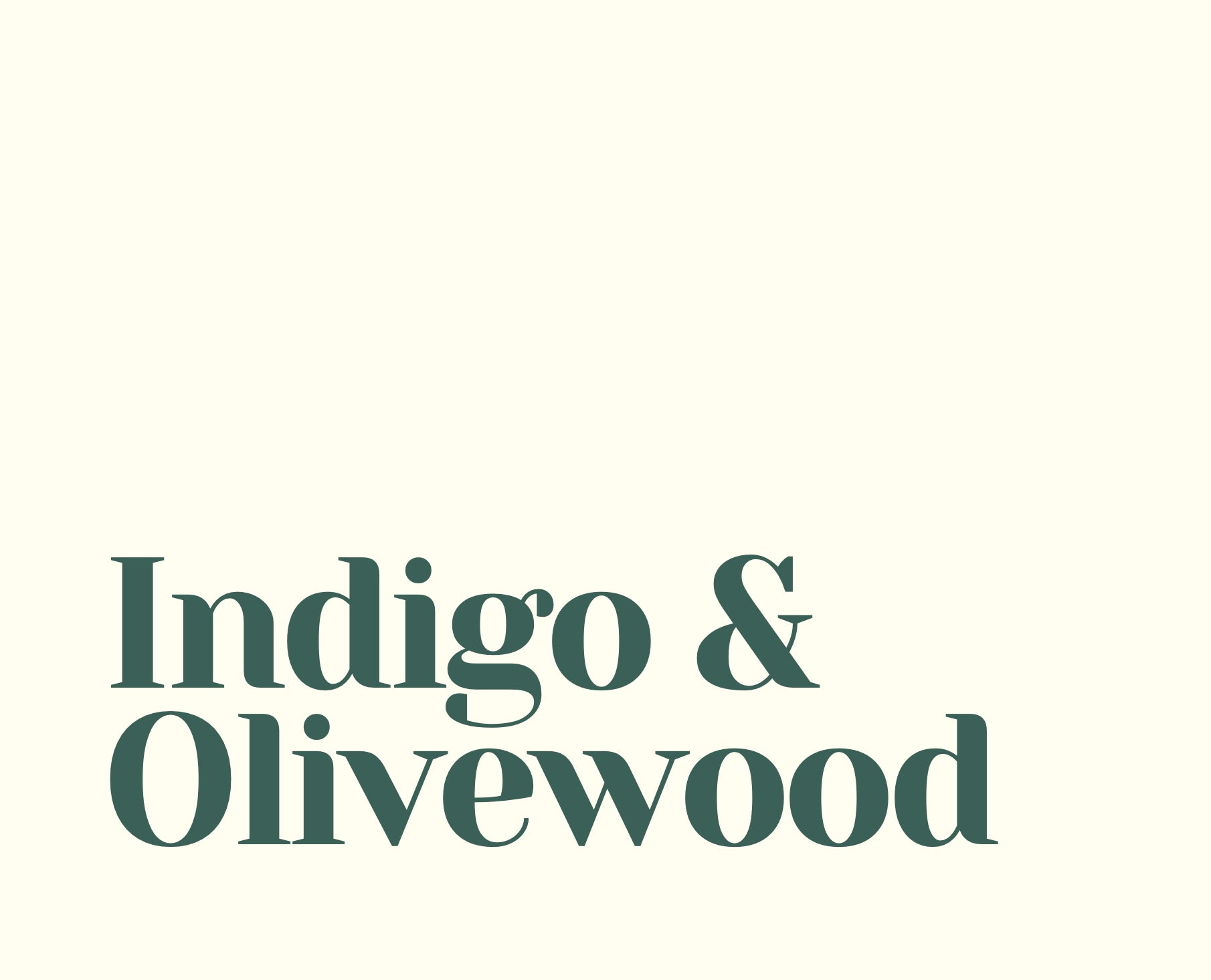 Indigo & Olivewood Boutique Launch