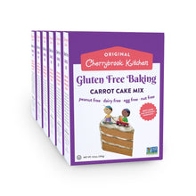 Load image into Gallery viewer, Gluten Free Carrot Cake Mix (6 Box Case) - Hudson River Foods