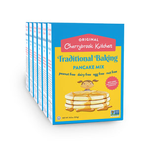 Pancake & Waffle Mix (6 Box Case) - Hudson River Foods