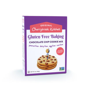 Gluten Free Chocolate Chip Cookie Mix (Single Box) - Hudson River Foods