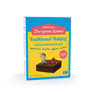 Fudge Brownie Mix (Single Box) - Hudson River Foods