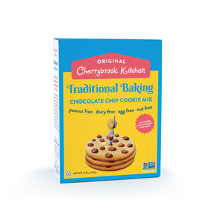 Chocolate Chip Cookie Mix - Hudson River Foods