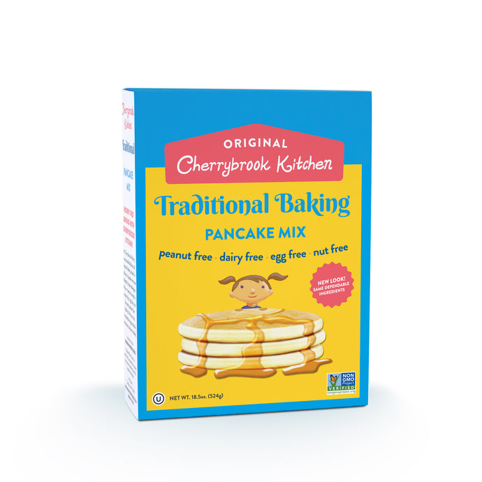 Pancake & Waffle Mix (Single Box) - Hudson River Foods