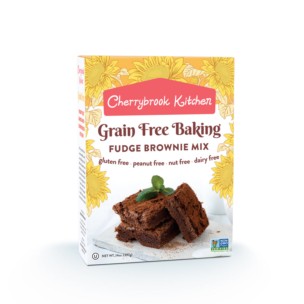 Grain Free Brownie Mix - Hudson River Foods