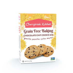 Grain Free Chocolate Chip Cookie Mix (Case) - Hudson River Foods