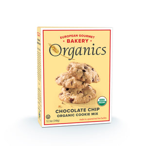 Organic Chocolate Chip Cookie Mix - Hudson River Foods