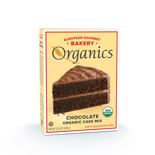 Organic Chocolate Cake Mix - Hudson River Foods