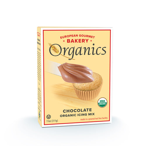 Organic Chocolate Icing Mix - Hudson River Foods