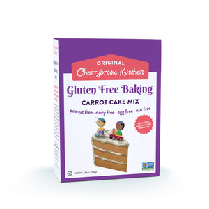 Gluten Free Carrot Cake Mix - Hudson River Foods