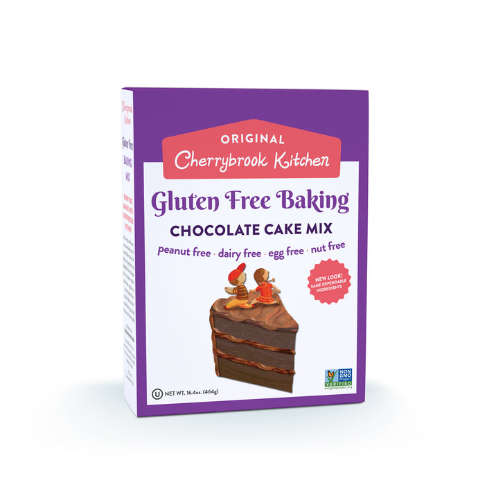 Gluten Free Chocolate Cake Mix - Hudson River Foods
