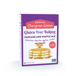 Gluten Free Pancake Mix (Single Box) - Hudson River Foods