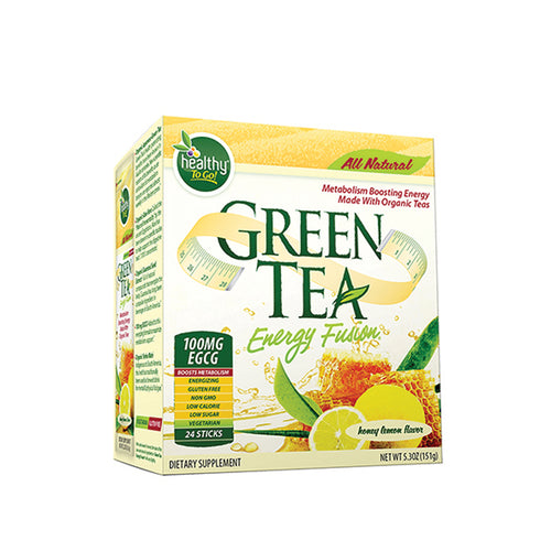Green Tea Energy - Hudson River Foods