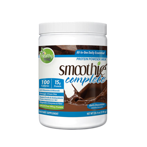 Complete Smoothie - Chocolate 20 Serving - Hudson River Foods