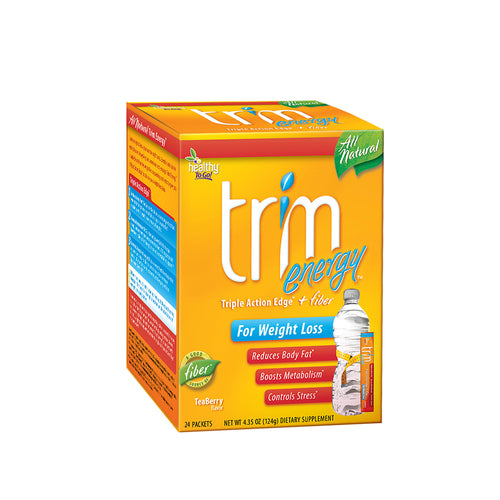Trim Energy 24 Pack - Hudson River Foods
