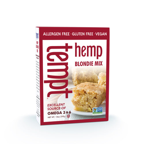 Hemp Blondie Mix