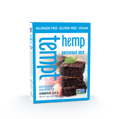 Hemp Brownie Mix - Hudson River Foods