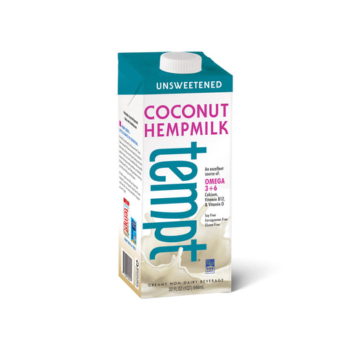 Unsweetened Coconut Hemp Milk - Hudson River Foods
