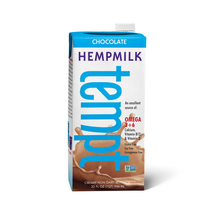 Chocolate Hemp Milk - Hudson River Foods