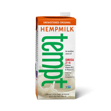 Load image into Gallery viewer, Unsweetened Original Hempmilk