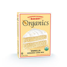 Load image into Gallery viewer, Organic Vanilla Cake Mix