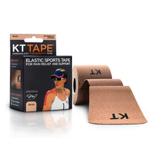 Load image into Gallery viewer, KT Tape Original Cotton - 5m Precut