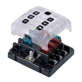Fuses & Fuse Panels