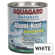 Load image into Gallery viewer, Aquagard Qualifies for Free Shipping Aquagard II Alumi-Koat Anti-Fouling Waterbased 1 Quart White #70007