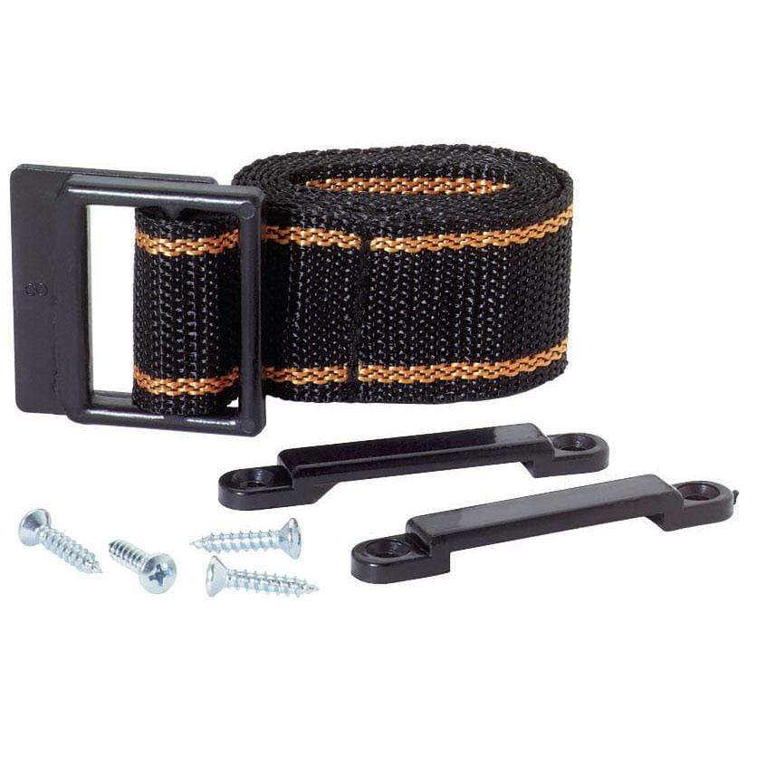 "Attwood Battery Box Strap Medium with Hardware 38"" #9013-1"