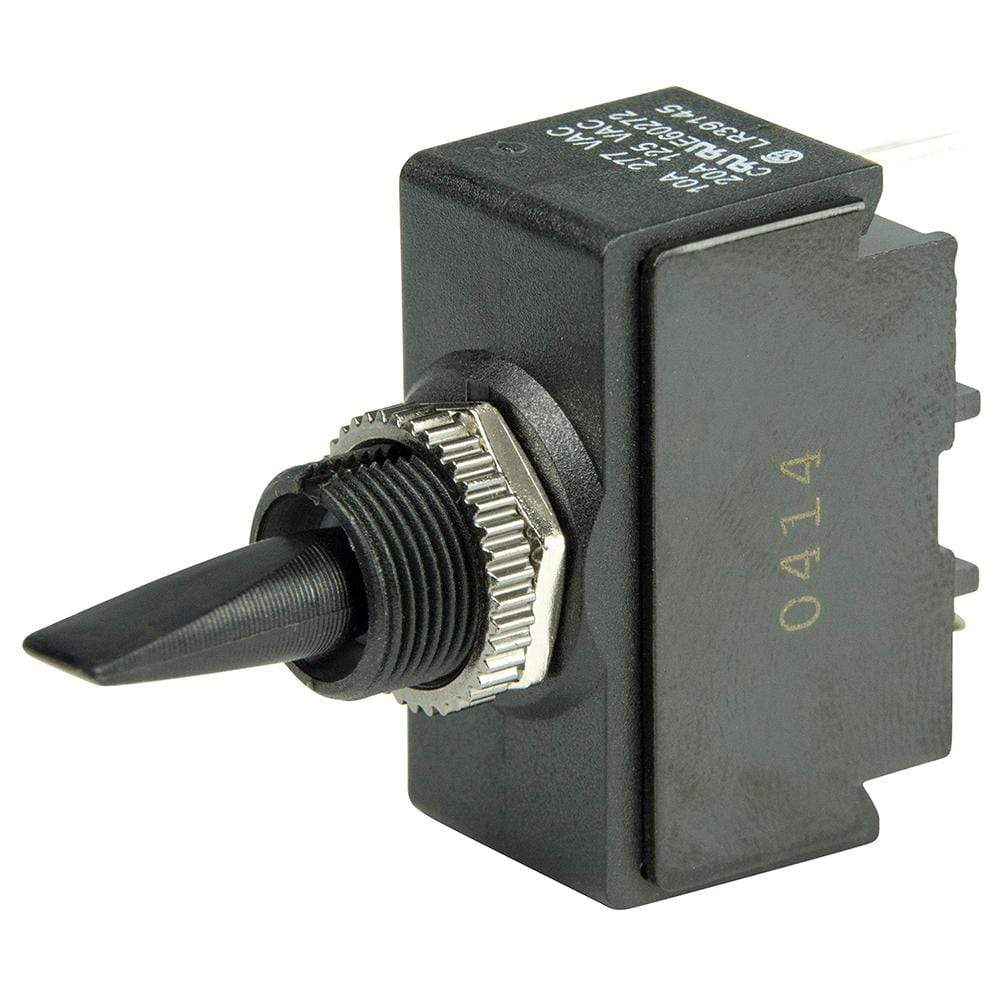 Co Cole Hersee 54103-BP SPDT Toggle Switch
