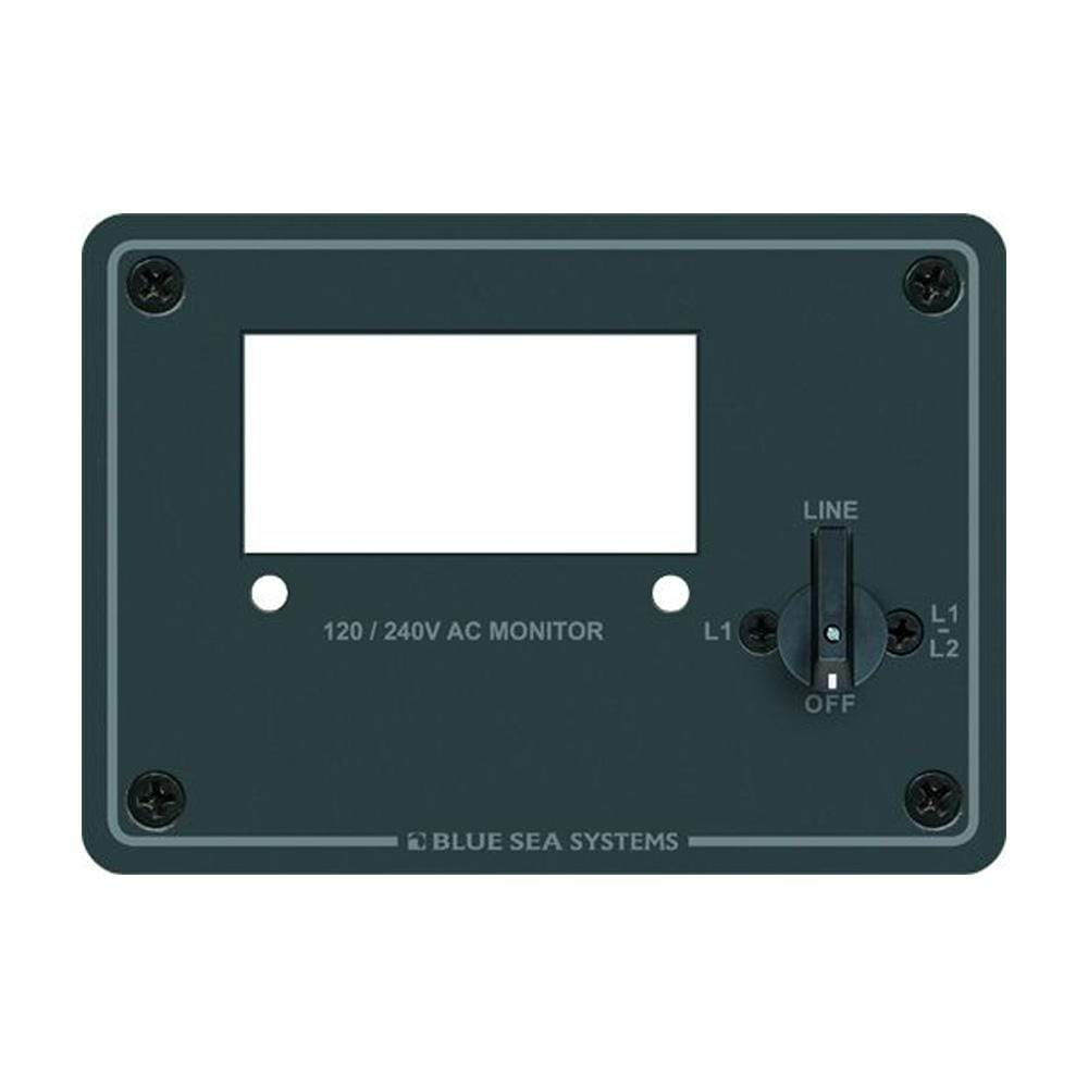 Blue Sea System Qualifies for Free Shipping Blue Sea 120/240v AC Digital Meter Panel #8410