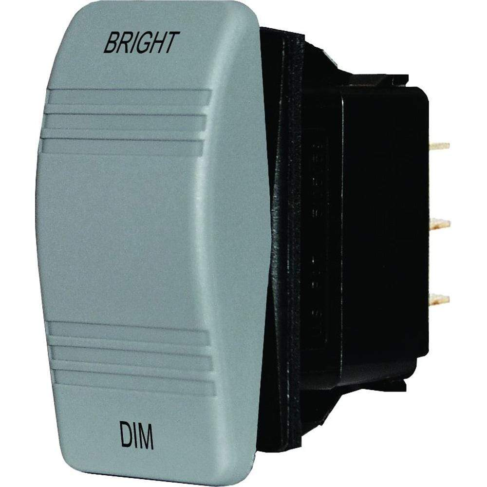 Blue Sea System Qualifies for Free Shipping Blue Sea Dimmer Control Switch Gray #8216
