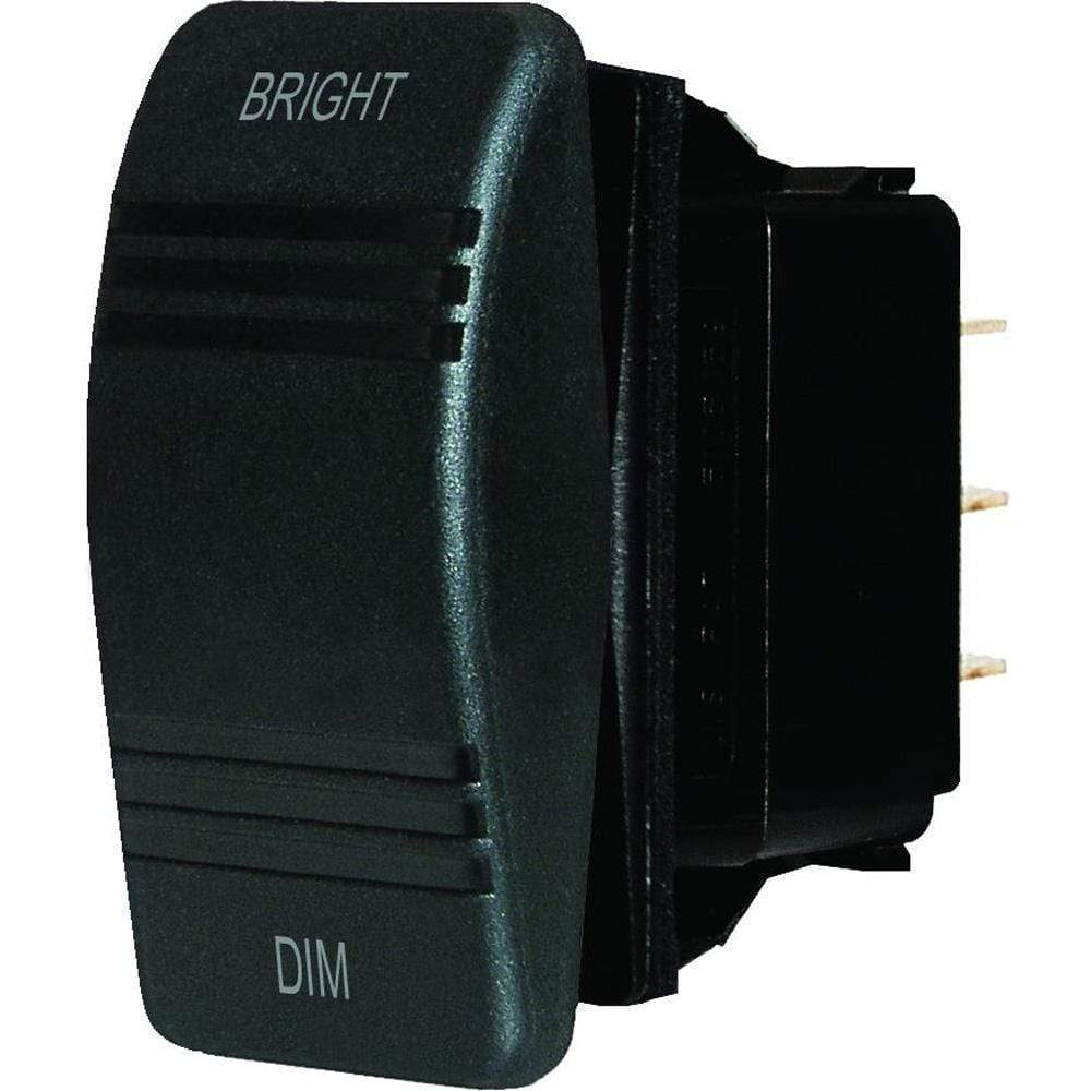 Blue Sea Dimmer Control Swith Black #8291