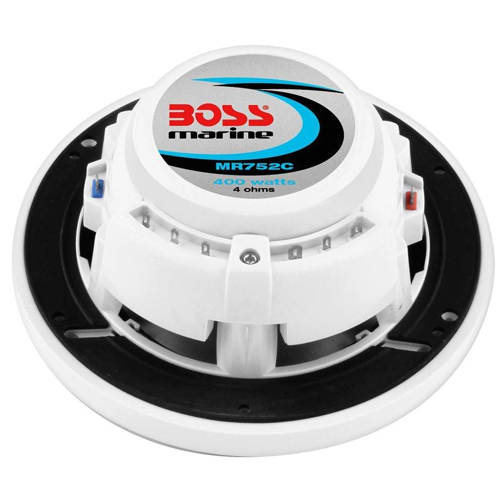 "Boss Audio Qualifies for Free Shipping Boss Audio 7.5"" 2-Way Marine Speakers #MR752C"