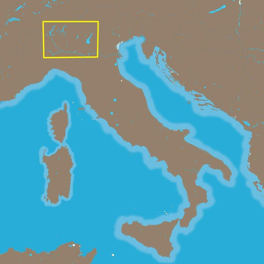 C-MAP USA Not Qualified for Free Shipping C-MAP EM-C940 Furuno FP Format Italian Lakes #EM-C940FURUNOFP