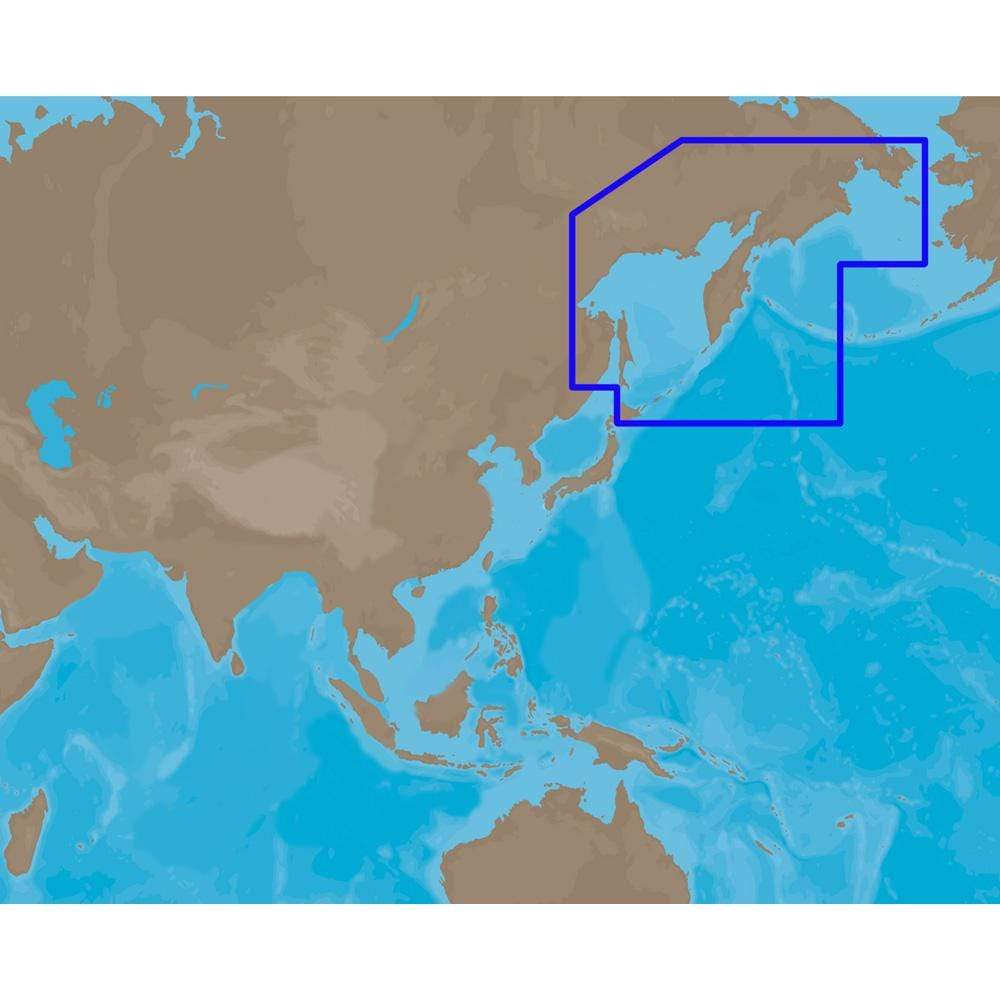 C-MAP USA Not Qualified for Free Shipping C-MAP MAX AN-M013 Kamchatka Peninsula-Kuril Island SD #AN-M013SDCARD