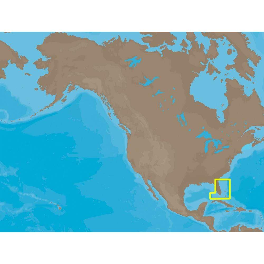 C-MAP USA Qualifies for Free Shipping C-MAP NA-C315 C-Card Format Straits of Florida Bathy #NA-C315C-CARD