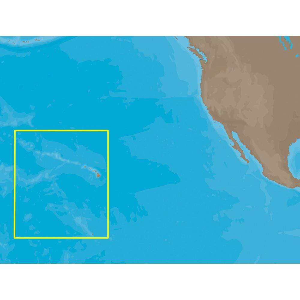 C-MAP USA Qualifies for Free Shipping C-MAP NT Plus NA-C603 Hawaiian Islands C-Card #NA-C603C-CARD