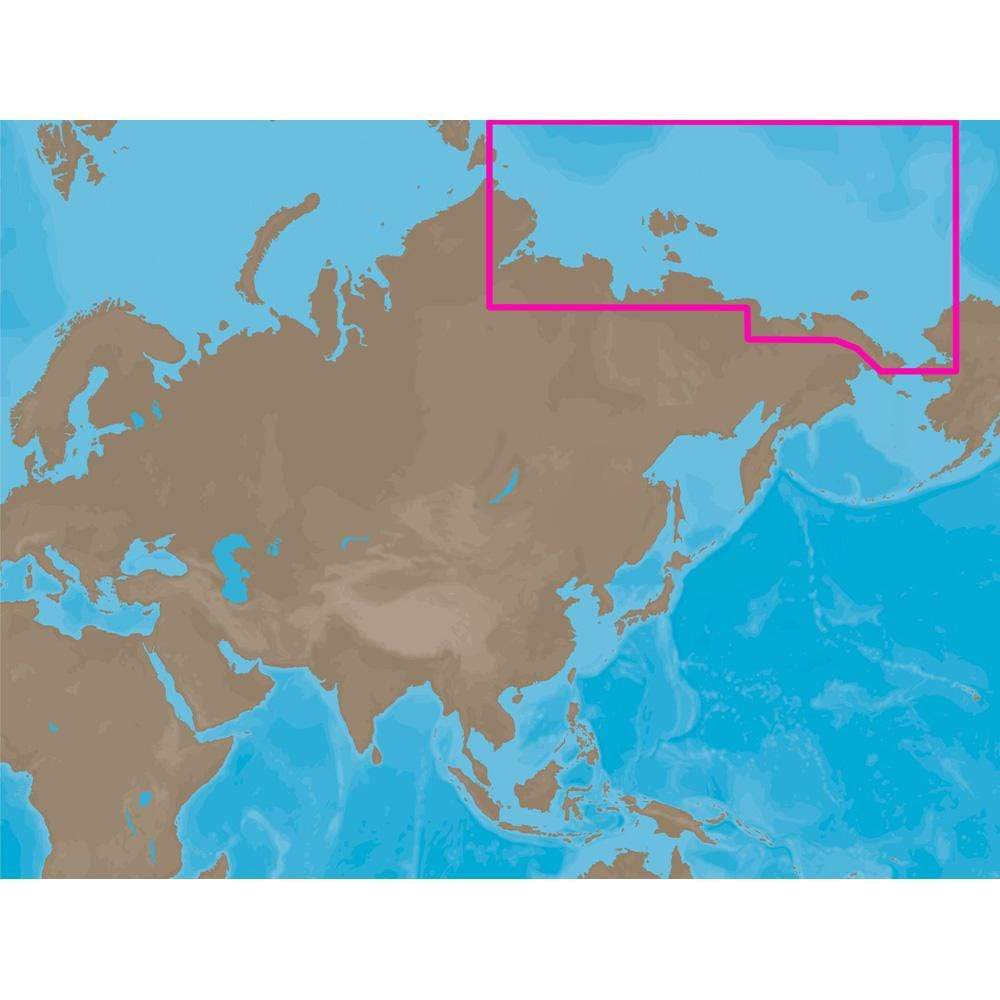 C-MAP USA Not Qualified for Free Shipping C-MAP RS-C204 C-Card Russian Federation Northeast #RS-C204C-CARD
