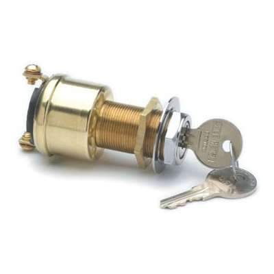 Cole Hersee Company Qualifies for Free Shipping Cole Hersee Ignition Switch 2-Position #M-489-BP