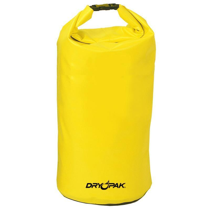 Dry Pak Roll Top Dry Gear Bag Large Yellow #WB-7