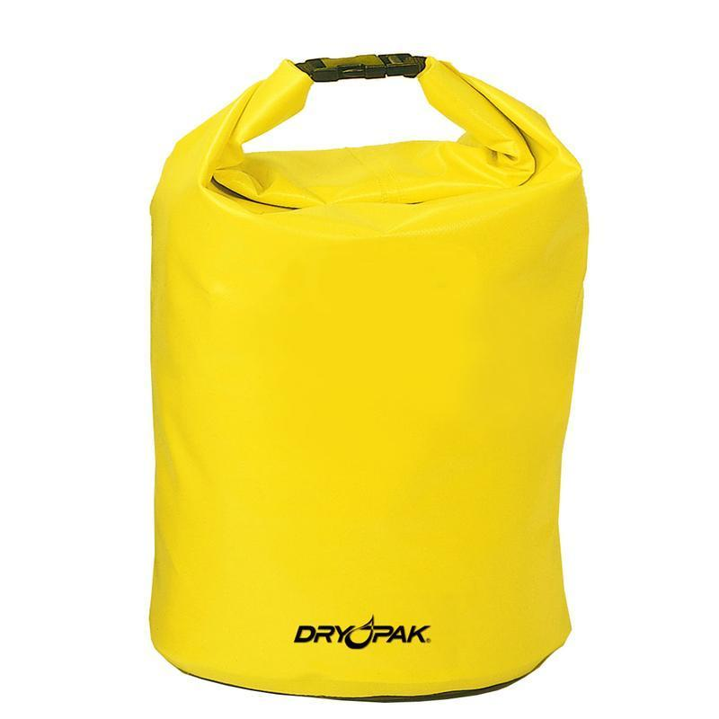 Dry Pak Roll Top Dry Gear Bag Small Yellow #WB-1