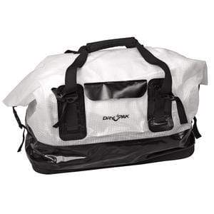 Kwik Tek Qualifies for Free Shipping Dry Pak Waterproof Duffel Bag Clear Large #DP-D1CL